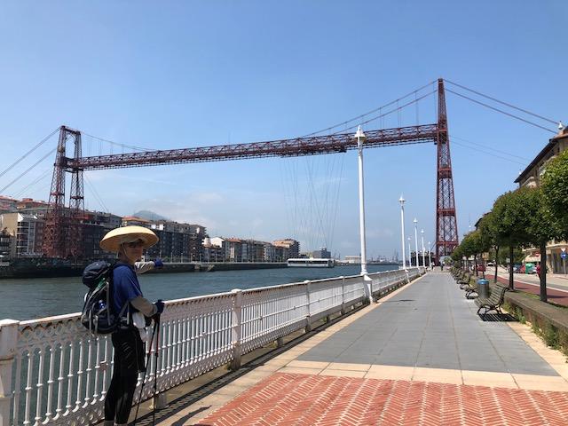 ビスカヤ橋(ビルバオ~ポルトゥガレテ)_f0019247_1028255.jpg