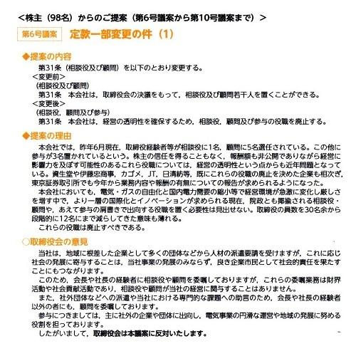 2018年 中部電力株主総会(6月27日)_f0197754_00405480.jpg