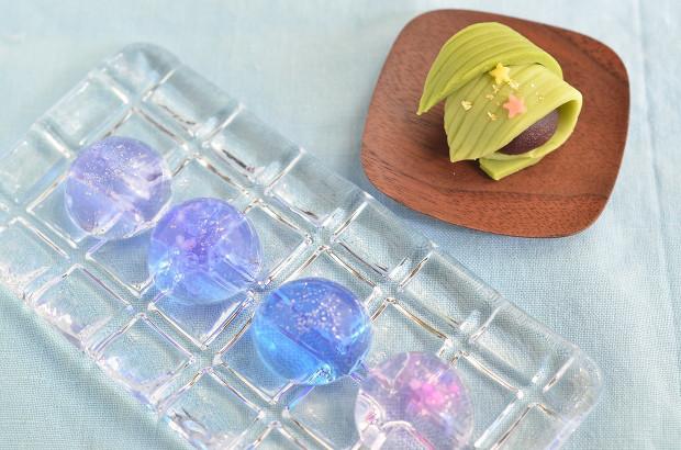七夕2018 プッシュ通知機能のお知らせ Homemade Japanese Sweets of The Star Festival 2018_d0025294_20121517.jpg