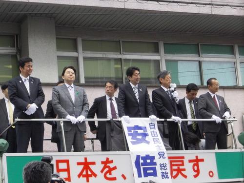 西日本豪雨による死者100人、政府は岡山・広島に調査団派遣へ _c0192503_1335519.jpg