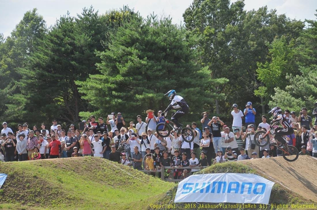 第35回全日本BMX選手権大会 ひたち海浜公園Vol2:男子JR/女子JR/エリート決勝_b0065730_21404874.jpg