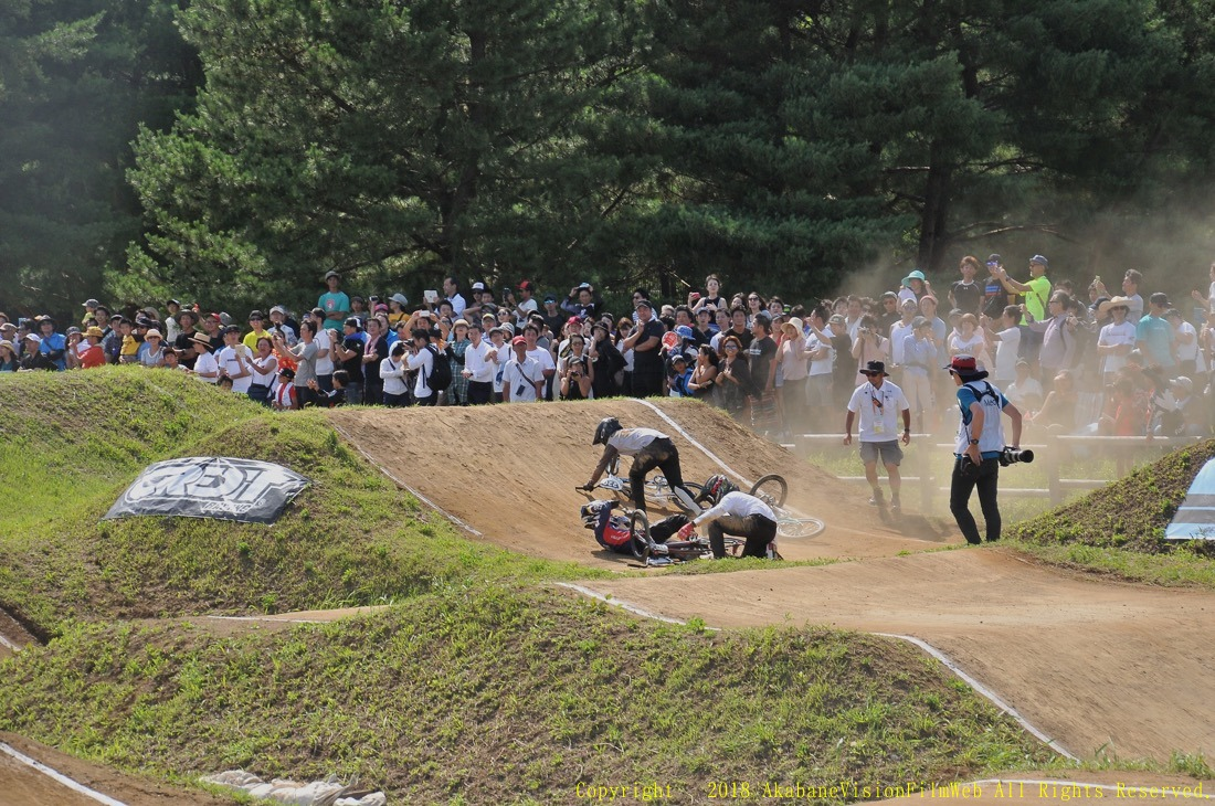 第35回全日本BMX選手権大会 ひたち海浜公園Vol2:男子JR/女子JR/エリート決勝_b0065730_2143243.jpg