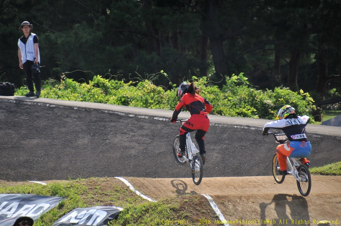 第35回全日本BMX選手権大会 ひたち海浜公園Vol2:男子JR/女子JR/エリート決勝_b0065730_2153155.jpg