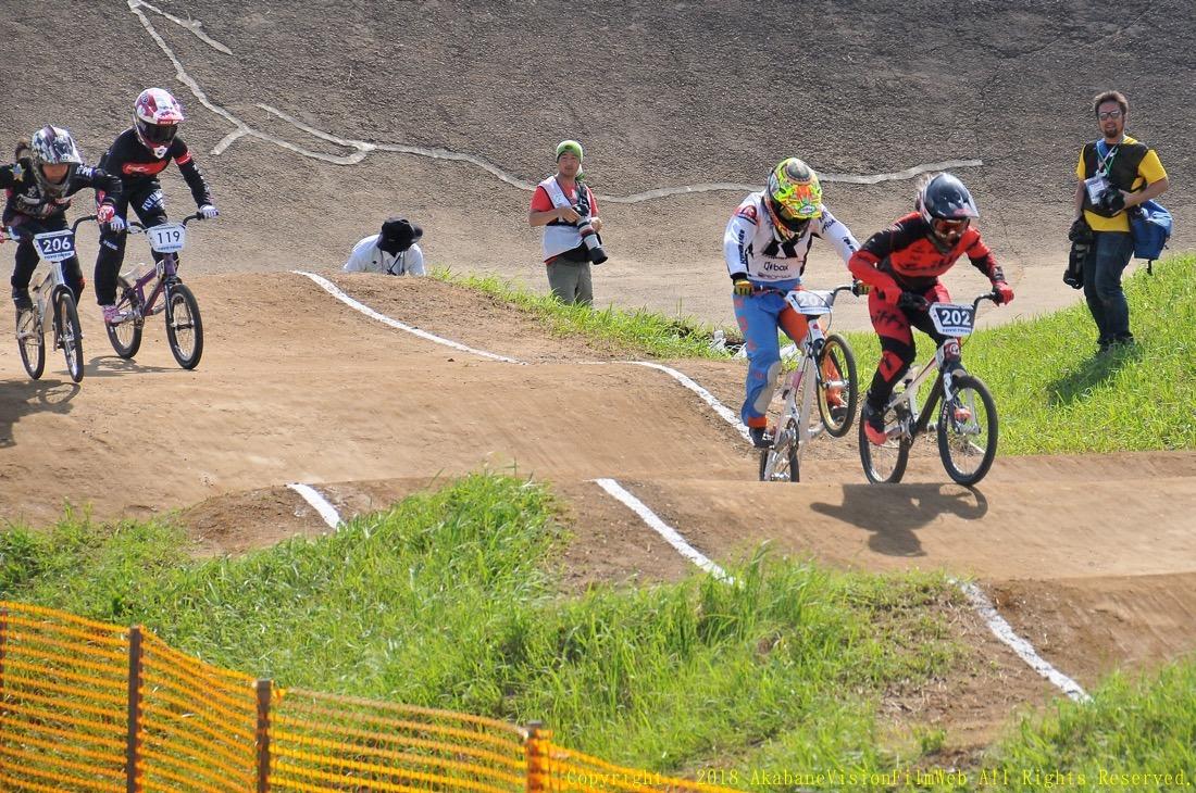 第35回全日本BMX選手権大会 ひたち海浜公園Vol2:男子JR/女子JR/エリート決勝_b0065730_21533926.jpg