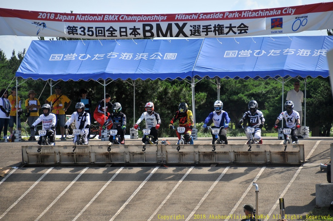 第35回全日本BMX選手権大会 ひたち海浜公園Vol1:男子エリート決勝_b0065730_8461779.jpg