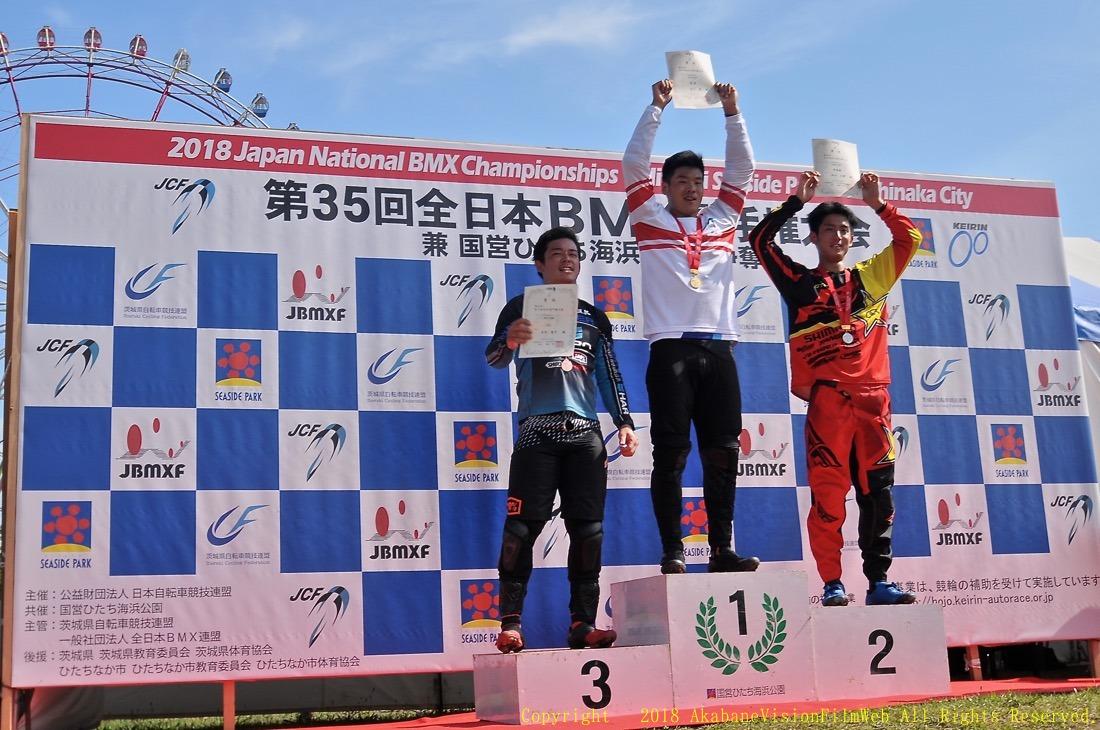 第35回全日本BMX選手権大会 ひたち海浜公園Vol1:男子エリート決勝_b0065730_8545264.jpg