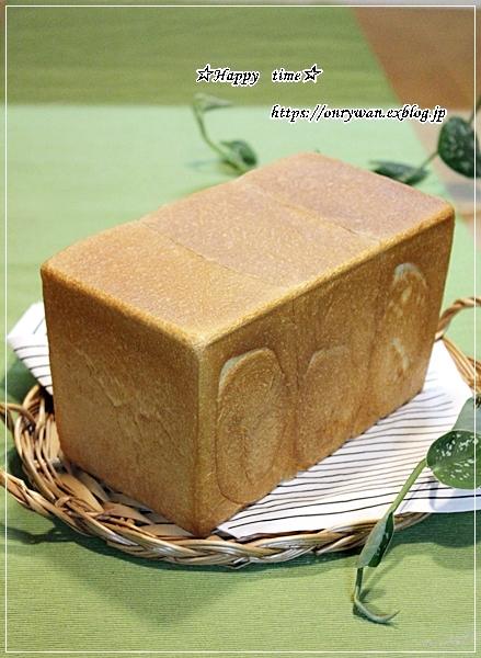 角食パンでわんぱくサンド弁当とおnewのお弁当箱キタ―♪_f0348032_19210413.jpg