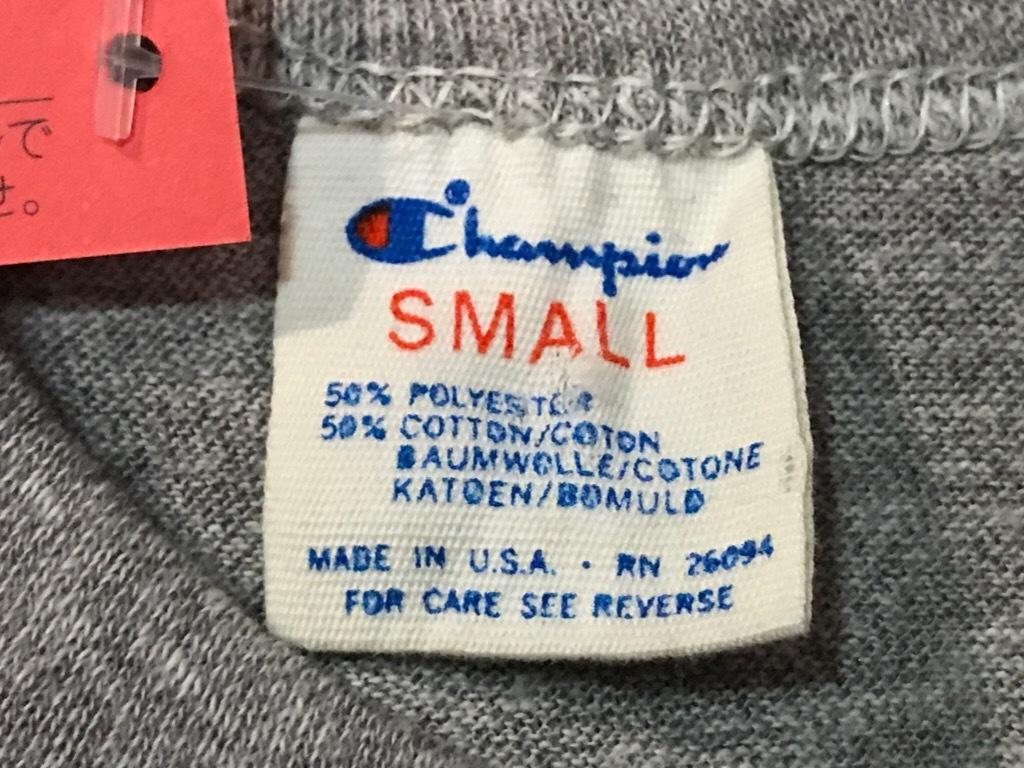 手元に置いておきたいTシャツ! (T.W.神戸店)_c0078587_21352446.jpg