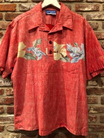 "1970s \"" O.P - OCEAN PACIFIC - \"" 60/40 - BACK CLOTH - vintage P/O SHIRTS ._d0172088_19433438.jpg"