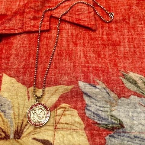 "1970s \"" O.P - OCEAN PACIFIC - \"" 60/40 - BACK CLOTH - vintage P/O SHIRTS ._d0172088_21575533.jpg"
