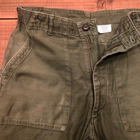 "1970s \"" O.P - OCEAN PACIFIC - \"" 60/40 - BACK CLOTH - vintage P/O SHIRTS ._d0172088_22084245.jpg"