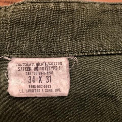 "1970s \"" O.P - OCEAN PACIFIC - \"" 60/40 - BACK CLOTH - vintage P/O SHIRTS ._d0172088_22094361.jpg"