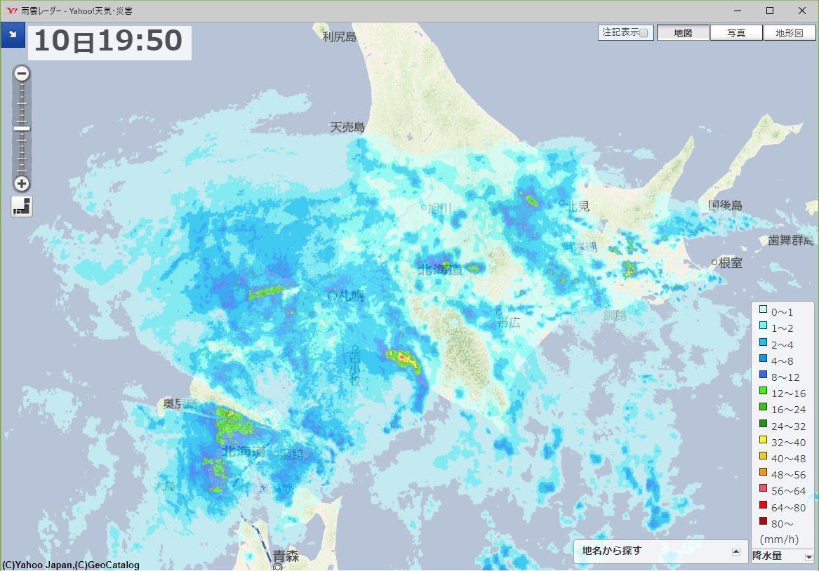 しとしと降る梅雨の戻り_c0025115_20423541.jpg