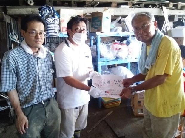 7月10日、真備町で大雨災害後の片付け支援活動をしました_d0155415_22475178.jpg
