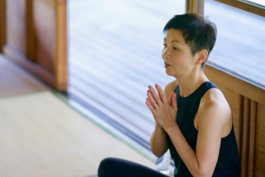 Breathing mayu yoga終了しました _a0267845_08333154.jpg