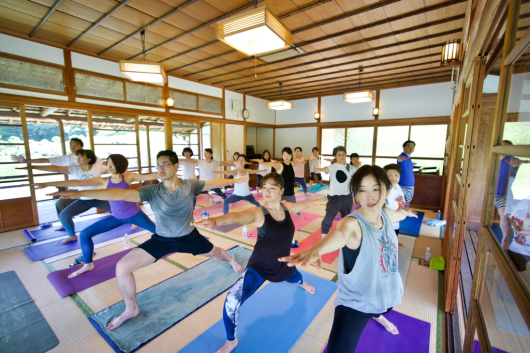 Breathing mayu yoga終了しました _a0267845_09345236.jpg
