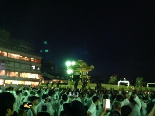 京都近代美術館『横山大観展』祇園祭神輿洗い_b0153663_21354055.jpeg