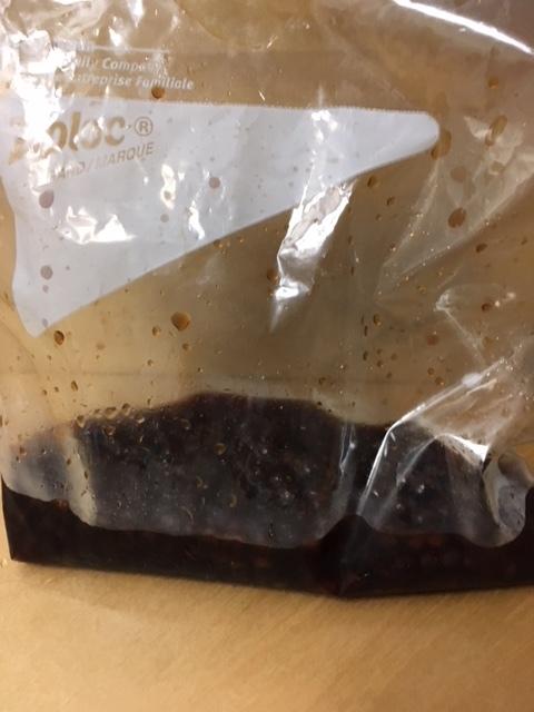 鰻チラシ、鮭とイクラの親子丼ー今週の日本食_e0350971_09561291.jpg