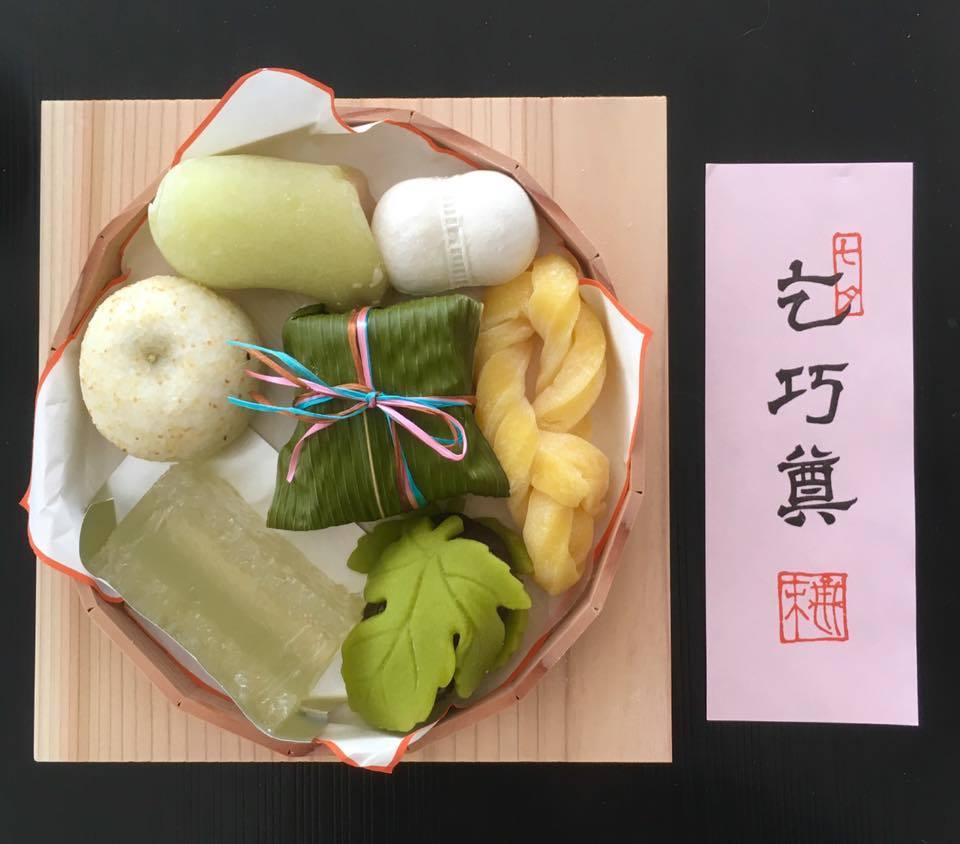 季節限定・七夕菓子2種を賞玩🎵_a0138976_16354845.jpg