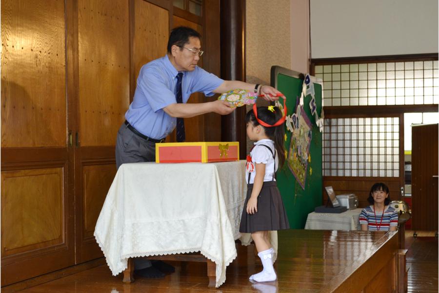 今日は、第一幼稚園のお誕生会でした_d0353789_14485201.jpg