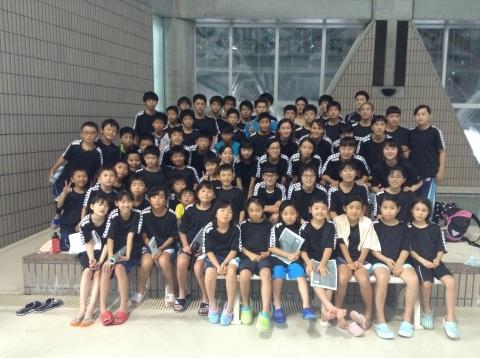 ジュニアオリンピック夏季水泳競技大会高知県予選会_b0286596_15345224.jpg
