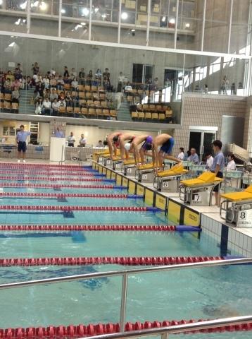 ジュニアオリンピック夏季水泳競技大会高知県予選会_b0286596_15353565.jpg