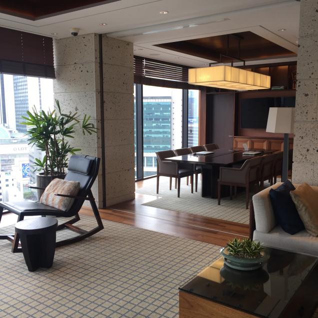 18年6月ソウル7☆ロイヤルホテルのラウンジで朝食_d0285416_19302069.jpg