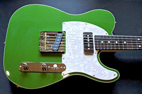 「Elbaite Green MetallicのStandard-T」1本目が完成です!_e0053731_16421332.jpg