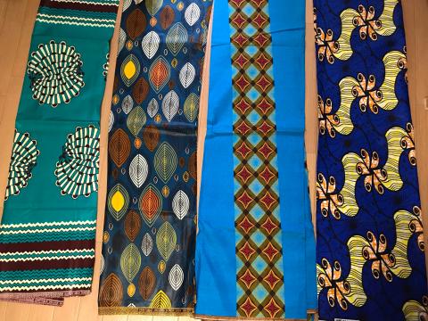 アフリカ布パンツ_a0153945_19503986.jpg