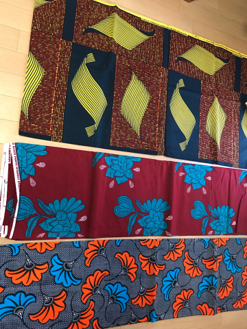 アフリカ布パンツ_a0153945_19504104.jpg