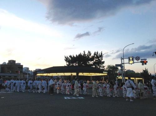 京都近代美術館『横山大観展』祇園祭神輿洗い_b0153663_16203735.jpeg
