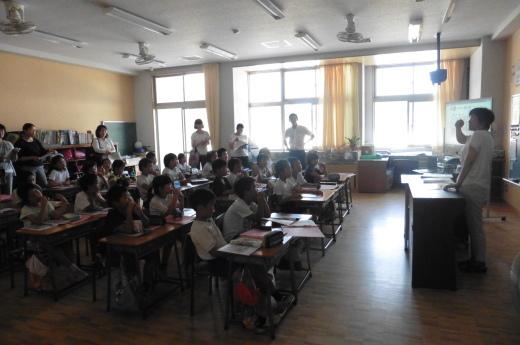 小学校外国語資質能力向上研修_a0063269_15133200.jpg