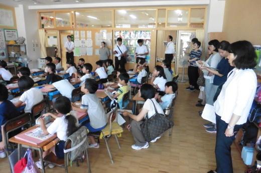 小学校外国語資質能力向上研修_a0063269_15133328.jpg