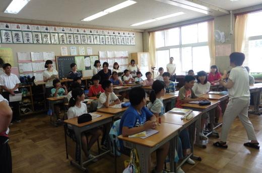 小学校外国語資質能力向上研修_a0063269_15140466.jpg