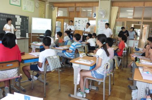 小学校外国語資質能力向上研修_a0063269_15140558.jpg