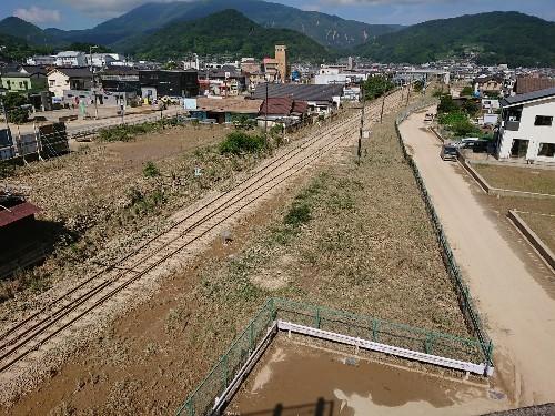 西日本豪雨 安浦町復旧頑張ります_e0175370_17444271.jpg