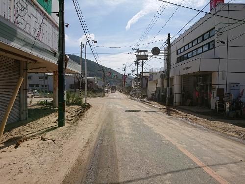 西日本豪雨 安浦町復旧頑張ります_e0175370_17480486.jpg