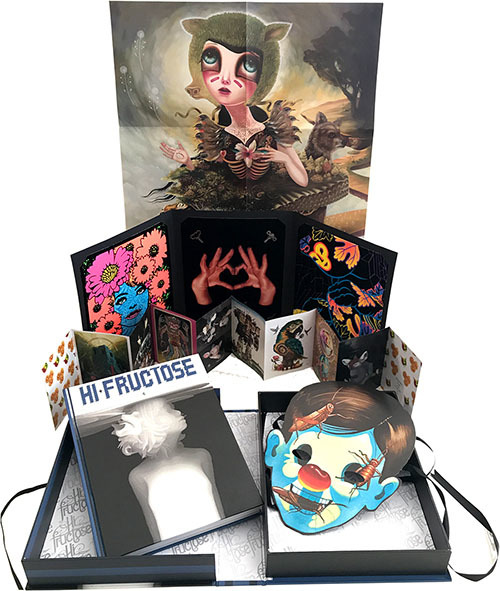 HI-FRUCTOSE Collected Edition 4 Box Set_c0155077_11341858.jpg