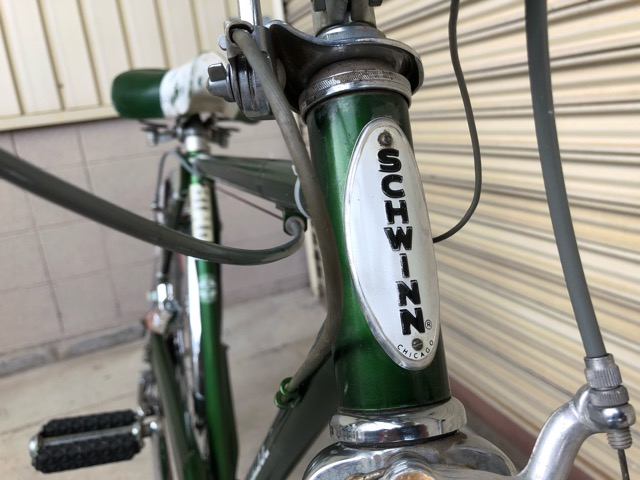 7月14日(土)大阪店アメリカン雑貨&ヴィンテージ自転車入荷!!#4 Vintage Bicycle! SCHWINN!!(大阪アメ村店)_c0078587_1722324.jpg