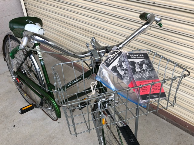 7月14日(土)大阪店アメリカン雑貨&ヴィンテージ自転車入荷!!#4 Vintage Bicycle! SCHWINN!!(大阪アメ村店)_c0078587_1739418.jpg