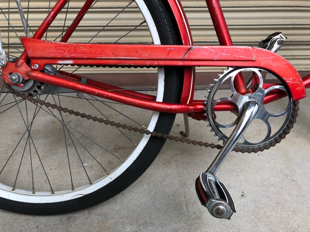 7月14日(土)大阪店アメリカン雑貨&ヴィンテージ自転車入荷!!#4 Vintage Bicycle! SCHWINN!!(大阪アメ村店)_c0078587_17502871.jpg