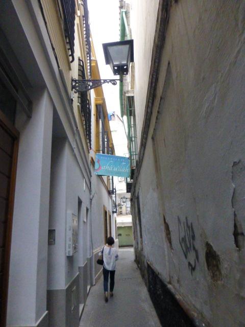 スペイン旅行記3日目【セビーリャ編】_e0237625_13265436.jpg