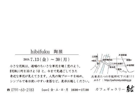 hibifuku 7/13~30_b0237338_07204836.jpg