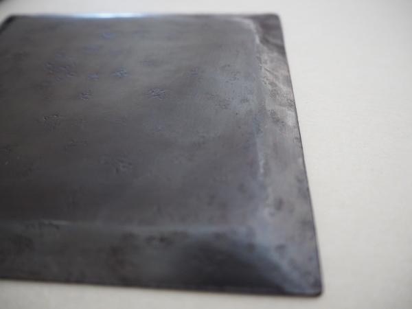 南沢奈津子さんの銅のお皿_b0132442_17255845.jpg