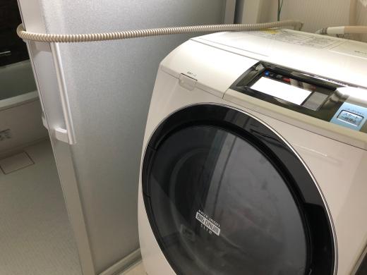 もらった水だけで洗濯する_e0074251_07425544.jpg