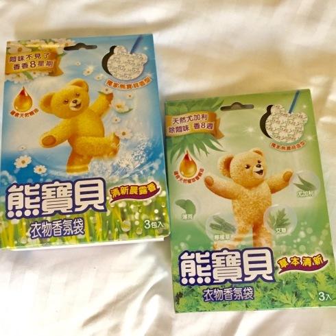 台北旅行 13 ファーファの香り袋がカワイイ♪_f0054260_17244540.jpg
