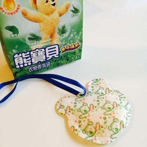 台北旅行 13 ファーファの香り袋がカワイイ♪_f0054260_17251954.jpg