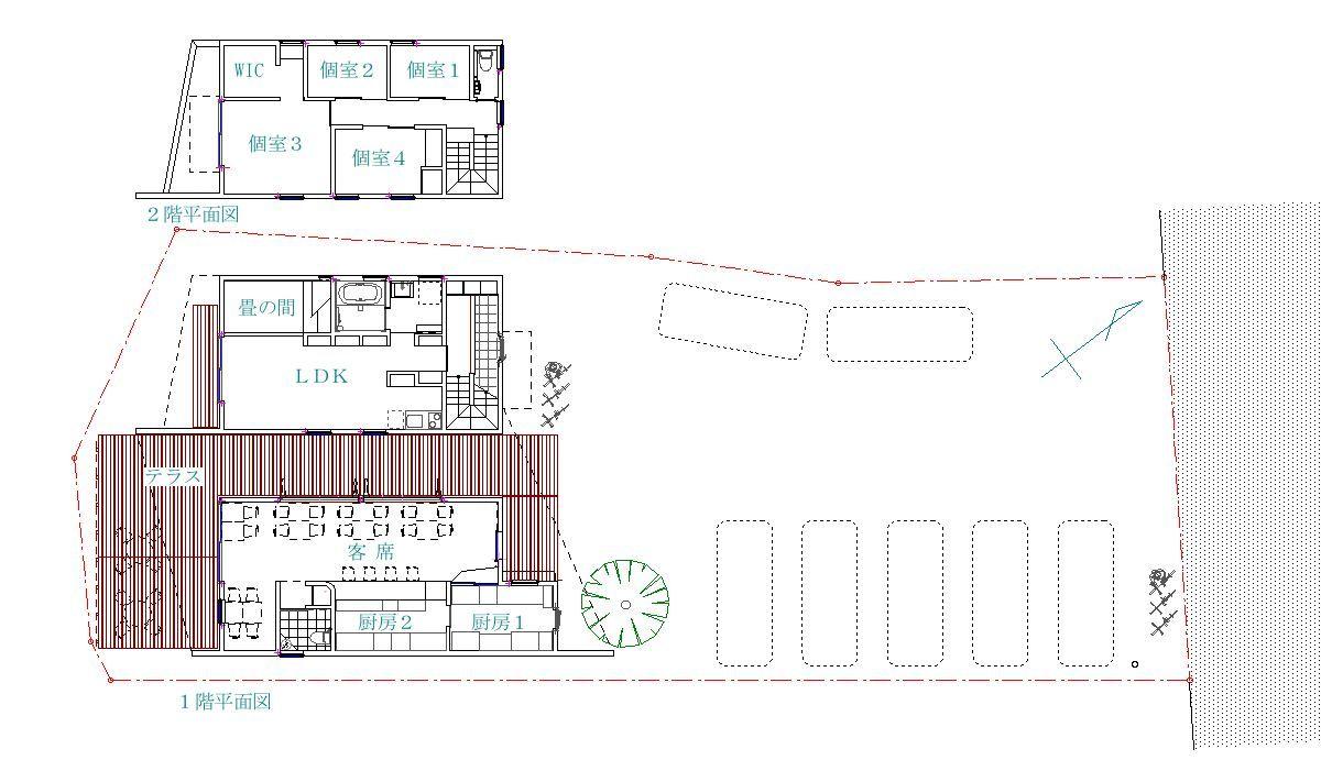 「ヒノハラテラス」店舗併用住宅 DATA_f0230666_15233351.jpg