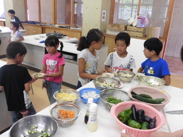2年野菜パーティー_a0063269_10535709.jpg