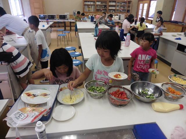 2年野菜パーティー_a0063269_10535716.jpg